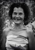 Perfezioni il sorriso Immagine Stock Libera da Diritti