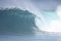 Perfezioni l'onda Fotografia Stock Libera da Diritti