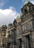Perfil berlinés de los Dom Imágenes de archivo libres de regalías