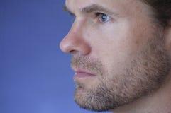 Perfil de la cara Foto de archivo libre de regalías