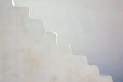 Perfil de la escalera Imágenes de archivo libres de regalías