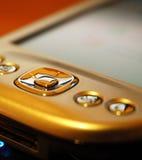 Perfil de PDA Fotografia de Stock Royalty Free