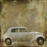 Perfil del coche Imagen de archivo