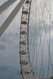 Perfil del ojo de Londres Fotografía de archivo libre de regalías
