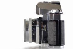 Perfil retro de la cámara foto de archivo libre de regalías