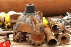 Perforación de 098 Fotografía de archivo libre de regalías