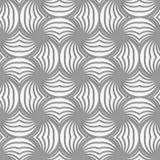 Perforated переплел striped штырь круга будет Стоковые Изображения