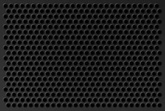 Perforated background Royalty Free Stock Image