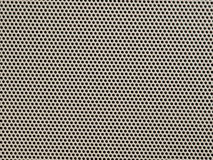 perforated bakgrundsmetall Royaltyfri Foto