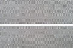 Perforated belägger med metall Royaltyfri Fotografi