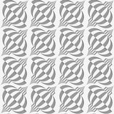 Perforated diagonal Chinese lanterns Stock Images