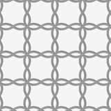 Perforated four foils forming squares Stock Photo