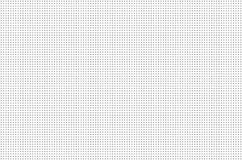 Perforated holes. Seamless metal grille. Wire fence isolated on white background. Circle pattern. illustration.  vector illustration