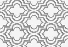Perforated horizontal offset Marakech Royalty Free Stock Photos