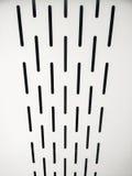 Perforated iron sheet Royalty Free Stock Photos