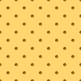 Perforated leather Stock Image