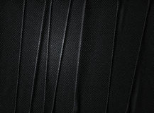 Perforated leather texture Royalty Free Stock Photos