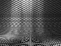 Perforated metal Stock Photography