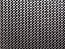 Perforated metal panel Stock Photos
