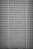 Perforated metal panel. Metal background Royalty Free Stock Images