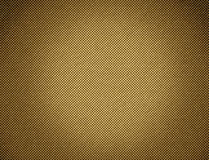 Perforated metal plate. The perforated seamless golden metal plate Royalty Free Stock Photography