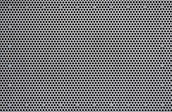 Perforated Metal Plate Royalty Free Stock Image