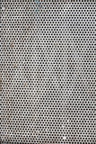 Perforated Metal Sheet Stock Photo