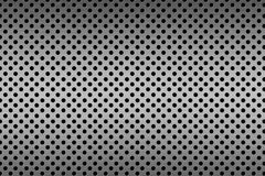perforated metall vektor illustrationer