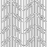 Perforated paper with tree branches on continues lines Royalty Free Stock Photography
