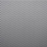 Perforated plastic background Stock Photos
