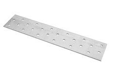 Perforated plates Royalty Free Stock Image