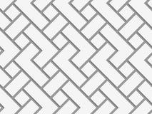 Perforated rectangular irregular grid Royalty Free Stock Photo