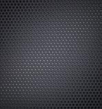 perforated spela golfboll i hål metall för bakgrund raster Arkivfoton