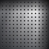 Perforated steel Royalty Free Stock Image