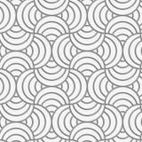 Perforated striped штырь круга будет Стоковое фото RF