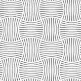 Perforated stripy grid Stock Photo
