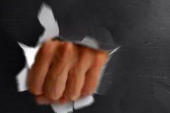 Perforateur de poing Photo libre de droits
