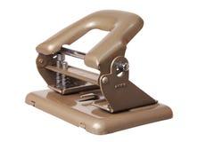 Perforateur de trou de papier Image libre de droits