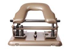 Perforateur de trou de papier Photos stock