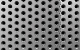 Perforation  background Royalty Free Stock Photo