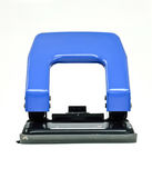 Perforatrice blu Fotografie Stock