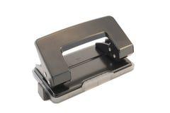 Perforatrice de bureau de papeterie Images stock