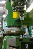 Perforatrice del raggio Immagine Stock