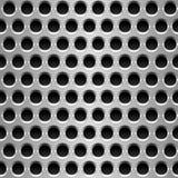 perforerad platta för metall Royaltyfri Fotografi