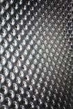 Perforierter Metallhintergrund Lizenzfreie Stockfotografie