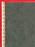 Perforiertes Durchschlagpapier Lizenzfreies Stockbild