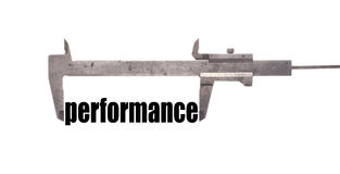 Performace Royalty Free Stock Photos