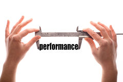 Performace Royalty Free Stock Images