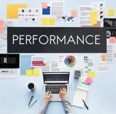 Performance Accomplishment Fulfilment Concept. Performance Accomplishment Fulfilment Branding Marketing Royalty Free Stock Photography