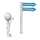 Performance appraisal Stock Photo